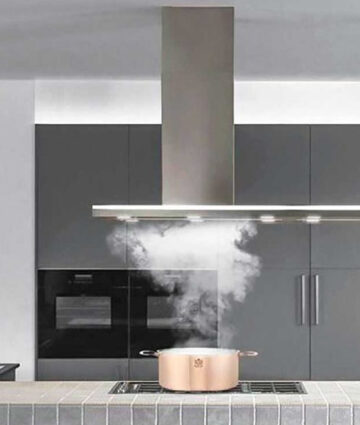 FABER CHIMNEYS AND HOBS