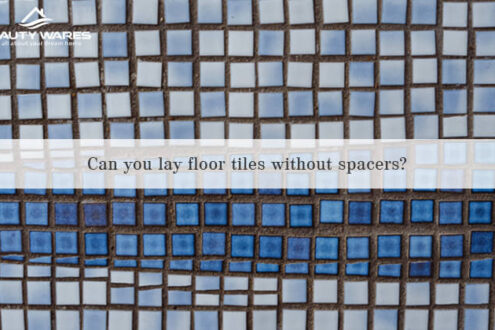 Can You Lay Floor Tiles Without Spacers